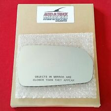 NEW Mirror Glass 98-02 HONDA ACCORD COUPE Passenger Right Side RH **FAST SHIP**
