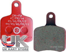 TonyKart / OTK Kart Brake Pad set for Current System ('04 to Current) EVK EVRR