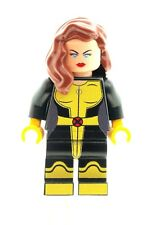 Custom Minifigure Shadowcat Kitty Pryde Printed on LEGO Parts