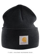 Carhartt ACRILICO WATCH berretto,grigio scuro Mélange,carbone,Cappello,Beanie,