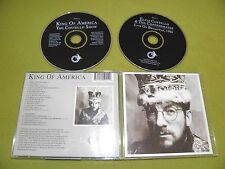 Elvis Costello King Of America RARE Limited Edition Extended + Live 1995 UK 2xCD