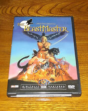 The Beastmaster (DVD, 2001)  Marc Singer Tanya Roberts