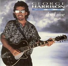 Cloud Nine [Remaster] by George Harrison (CD, Jul-1987, 2 Discs, Dark Horse (USA