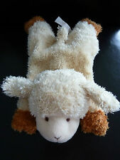 95/ DOUDOU PELUCHE HAPPY HORSE MOUTON ALLONGE 32 cms EXCELLENT ETAT ! RARE