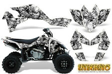 SUZUKI LT-R 450 LTR450 CREATORX GRAPHICS KIT DECALS INFERNO W