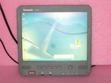 Panasonic CF-VDL02 monitor tested/working No power supply Touch Screen