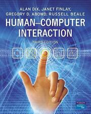 Human-Computer Interaction by Russell Beale, Gregory D. Abowd, Alan John Dix...