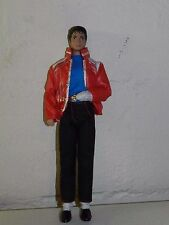 VTG MICHAEL JACKSON BEAT IT DOLL SILVER GLOVE ORIGINAL CLOTHING
