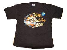 URIAH HEEP - WWW - Tour 2000 - T-Shirt - Größe Size XL - Neu