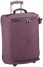 Kipling Cabin Sized 2 Wheeled Trolley Suitcase, 50 cm, Violet Shades C