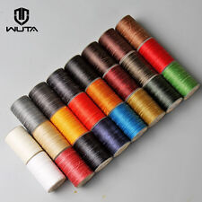 80m Leather Wax Thread 0.55mm Sewing Thread Cord Craft tool Hand Stitching
