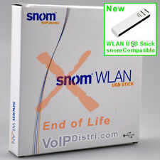 WLAN Wireless-N USB 2.0 Chiavetta per Snom 821, 870 certificato WiFi