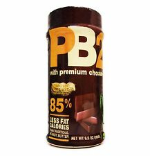 Bell Plantation PB2 Powdered Chocolate Peanut Butter  All Natural (15 Servings)