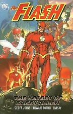 Flash: The Secret of Barry Allen by Geoff Johns & Howard Porter (2005,TPB) DC