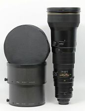 US NIKON AF-S NIKKOR ED 600mm f/4G IF VR Lens Excellent Plus