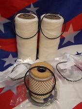 M35A2 Deuce and a Half 2.5 ton Fuel Filter Set Primary and Secondary