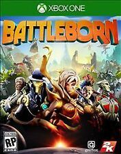 Xbox One Battleborn Battle Born NEW Sealed Region Free USA plys on all consoles