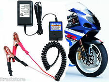 Suzuki Motorcycles 12 Volt Battery Maintainer Tender Float Smart Charger 12v New