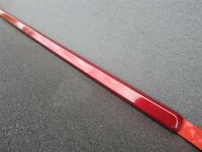 OEM 2008-2012 Chevy Malibu Strip Molding Trim Left Driver's Side Front Door Red