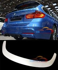 UNPAINTED M Per Style Real Spoiler For BMW F31 5Door Model 2013up B294F