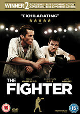 THE FIGHTER - DVD - REGION 2 UK