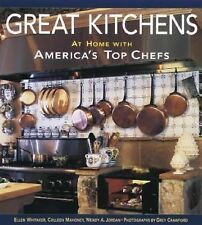 Great Kitchens: At Home with America's Top Chefs (HC) E