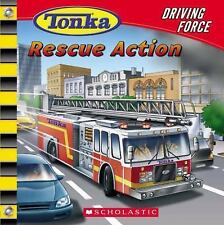 Driving Force: Rescue Action (Tonka) by Carey, Craig Robert