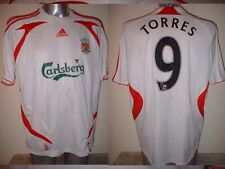 Liverpool TORRES Adult L Shirt Jersey Football Soccer Adidas Atletico Madrid Top