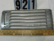 Packard Radio Speaker Grill and Heater/Fan Bezel  Late 40s, Early 50's (921)