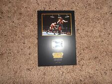ROYAL RUMBLE wwe SENITYPE FILM CELL wrestling #6701