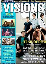 Visions 12 -  2004 (Trail of Dead, Incubus, Tom Waits, Foo Fighters, Tool