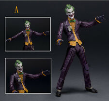 Joker Action Figure Batman Dc Dark Knight 1 Series New Arkham Comics Series PVC