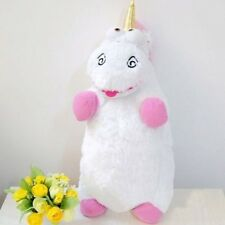 "Size 16"" 40cm Agnes Fluffy Unicorn Soft Plush Doll Toy Pillow Kids Gifts New"