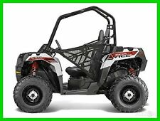 New 2015 Polaris ACE 570 4WD 4x4 automatic EFI white or blue OTD Price No Fees