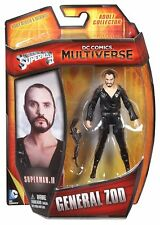 DC Comics Multiverse Superman General Zod 4-inch Action Figure - New