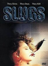 Slugs (DVD) Juan Piquer Simon 80's Horror, Anchor Bay release