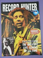 Record Hunter Magazine January 1992 - Live Albums, Siouxsie & Banshees ...