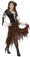 Gypsy Rose Adult Women's Costume Size S/M 2-8