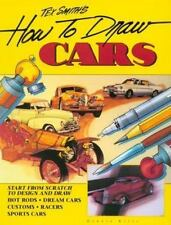 How to Draw Cars: For Beginner and Pro Alike! (Tex Smith's)