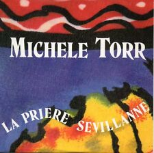 ★☆★ CD Single Michele TORR La priere sevillanne 2-track CARD SLEEVE   RARE  ★☆★