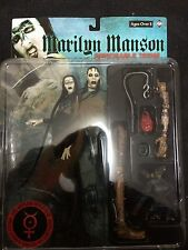 NEW Marilyn Manson DISPOSABLE TEENS action figure Fewture JAPAN