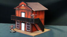 TTCombat - WWS009 - XXX Burlesque House Building Wild West, Great for Malifaux