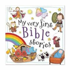 MY VERY FIRST BIBLE STORIES Brand New HARDCOVER BOARD BOOK Ebay BEST PRICE!