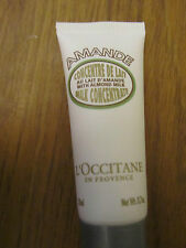 Small Travel Size L'Occitane 20ml Almond Milk Concentrate