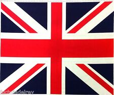 PNL71 Union Jack British Flag Large England UK Cotton Fabric Quilt Fabric Panel
