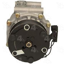 4 Seasons 98569 New Ford Scroll Compressor w/ Clutch