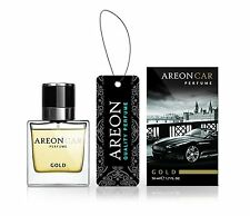 Air Freshener Home Office Car Luxury Areon Perfume Gold 50ml MCP04