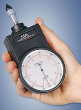 HTM-100F Hand-Held Mechanical Tachometer, 10-10,000 rpm / 5-5,000 ft/min