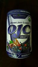 Certified Organic Juice Cleanse  - Blueberry Detox