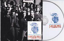 BRANDT BRAUER FRICK MIAMI RARE 10 TRACK PROMO CD